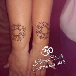 Két napvirág